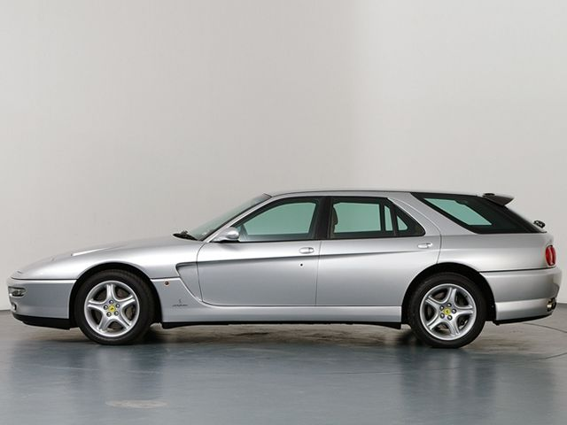 I would drive this...Ferrari 456 Venice Estate
