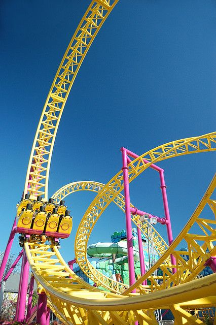 #Rollercoaster #rage #southend