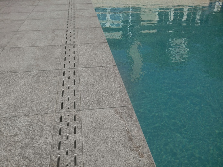 Private House Holland #outdoor #pool  #2cmthickness