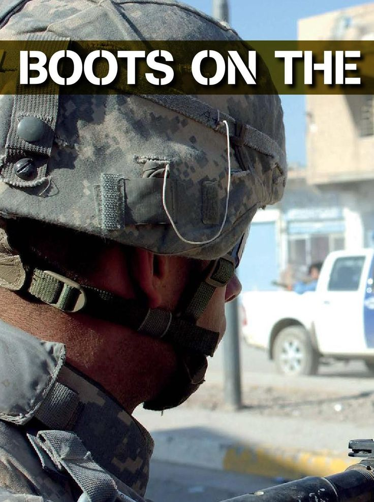 BOOTS ON THE GROUND - the folly of up-armour - CONTACT Air Land & Sea issue 20, December 2008