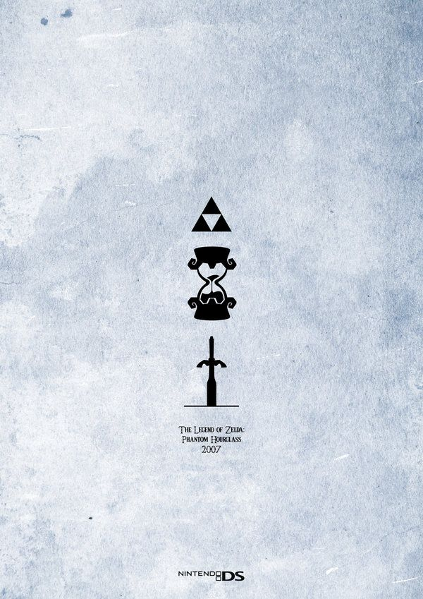 The Legend of Zelda: Phantom Hourglass 2007 by ~newrobotz on deviantART