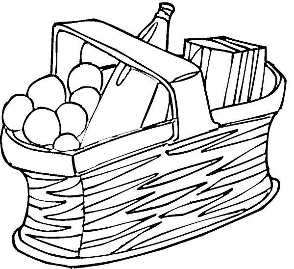 Pin By Coloring Fun On Food Drink Coloring Pages Free Printable Coloring Pages Printable Coloring Pages