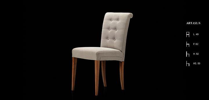 Klasszikus olasz szék 152 - www.montegrappamoblili.hu