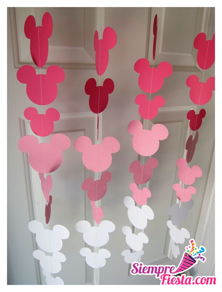 46 best fiesta de minnie mouse images on pinterest for Decoracion minnie mouse