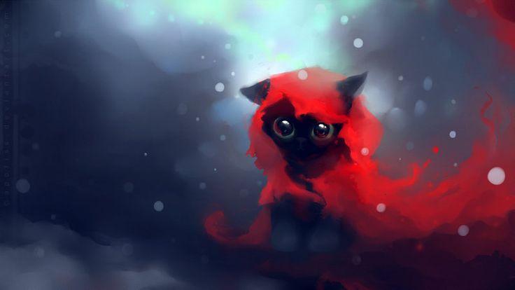 little red yin by Apofiss.deviantart.com on @deviantART