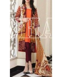 Buy Online #NewDesignerWinterclothes – #PakRobe deals in all kind of #PakistaniWinterFallDresses, #WinterCasualDresses, and plus size winter dresses online