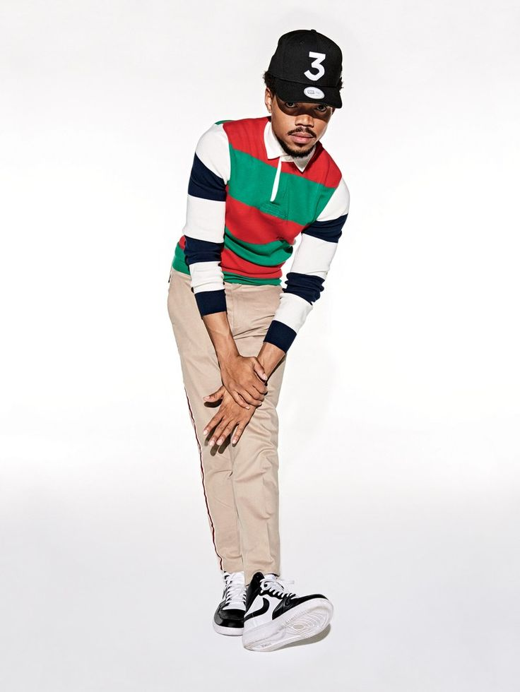 Look at Chance the Rapper.