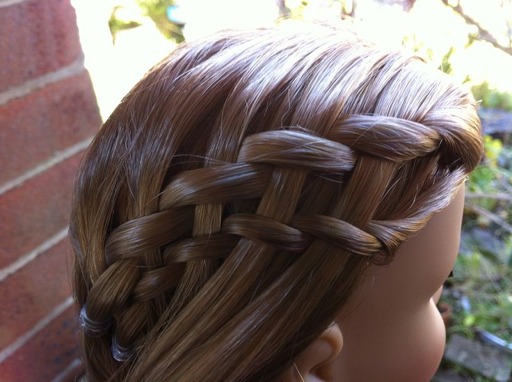 Hair Style Doll : Doll Hair Style What the Dolls are doing... Pinterest