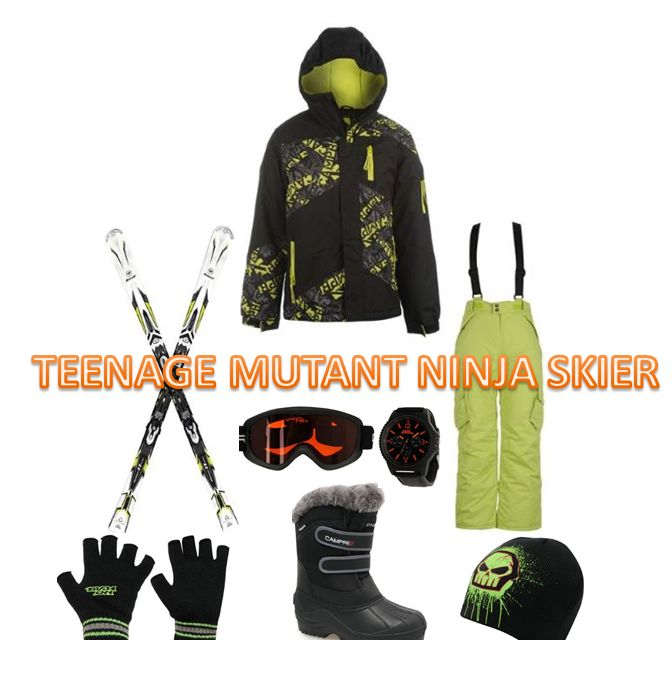 Junior ski wear - Featuring Campri and No Fear #boysskiwear #skigear #juniorskijackets   http://www.sportsdirect.com/skiing/kids-skiing/ski-clothing