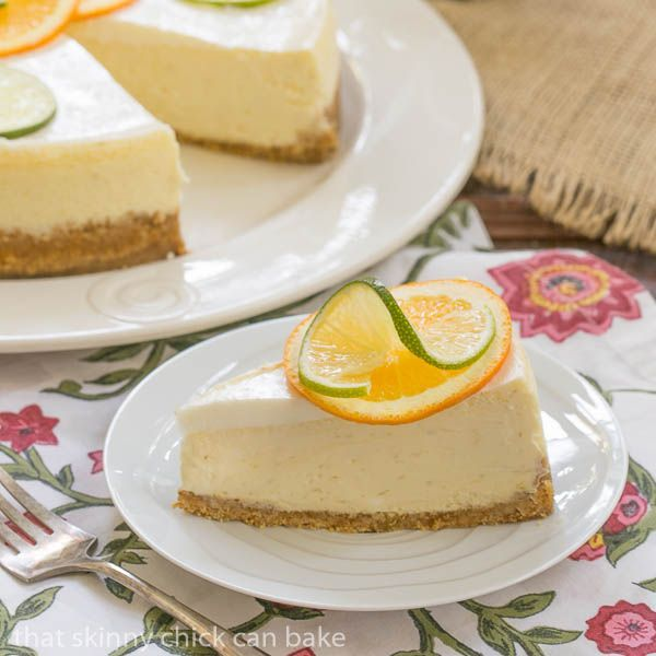 Margarita Cheesecake #Progressive Eats
