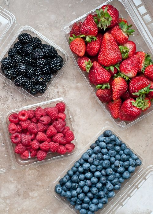 They're berry good for you! The individual benefits of all the different berries available