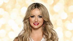 Ola Jordon BBC One - Strictly Come Dancing - Professional Dancers