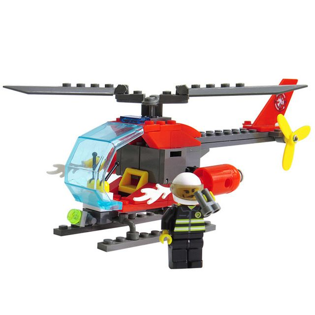 【 $3.49 & Free Shipping 】89pcs DIY Small Particles Building Blocks Helicopters Assemble Toy Early Educational Brinquedos   Buying & Reviews on AliExpress