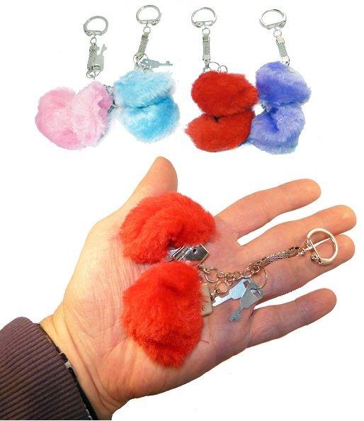 Kulcstartós ujjbilincs. Kulccsal nyitható, zárható, rendesen, mint a csuklóra készült változat. Ártatlan bolondozáshoz, pajzán, erotikus játékokhoz is...