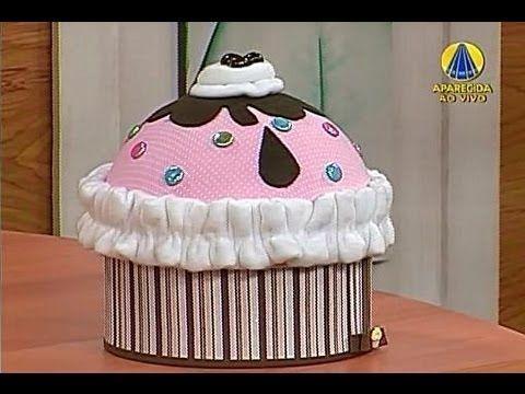 Sabor de Vida | Caixa Cup Cake - 17 de Dezembro de 2012 - YouTube