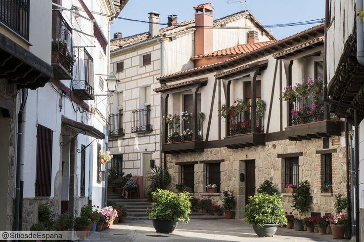 Candeleda, a la vera de Gredos.   Sitios de España