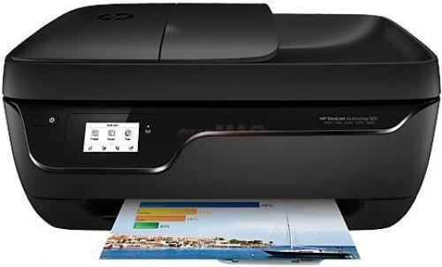 Multifunctional HP Deskjet Ink Advantage 3835 beneficiaza de functiile de: imprimanta, scanner, copiator si fax. Imprimanta HP Deskjet Ink Advantage 3835 All-in-One functioneaza cu cartus de cerneala HP 652 Negru ce poate tipari aproximativ 360 de pagini si cartus de cerneala HP 652 Tricolor ce poate tipari aproximativ 200 de pagini. Atuul cel mai mare e ca beneficiaza de wifi ceea ce inseamna ca imprimanta poate fi instalata in orice colt al camerei fara sa va faceti griji in privinta…