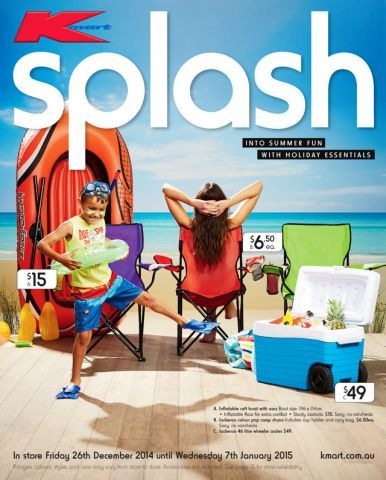 Kmart Boxing Day Sale Catalogue Is Now Out And In Store Sales Will Begin On Across Many Stores