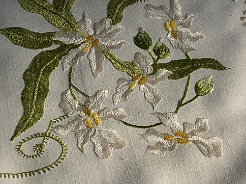 silk embroidered linen te9385 - photo #23