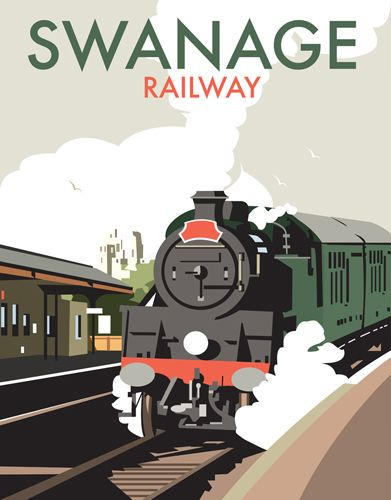 David Thompson - Swanage Railway