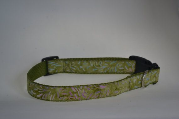 Dog Collar Pet Supplies Adjustable Pet Collar by HaleysPetBoutique