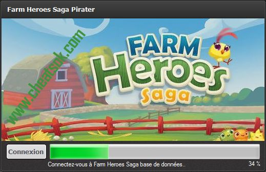 Farm Heroes Saga Hack Tool is able to extract unlimited gold from Farm Heroes Saga and to sent it for free in our accounts.As we know gold costs money but sometimes we don't have money so because of that the Anonymous crew made this Farm Heroes Saga cheat which is able to resolve this problem.