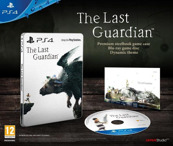 The Last Guardian édition Spécial - PS4 - Acheter vendre sur Référence Gaming