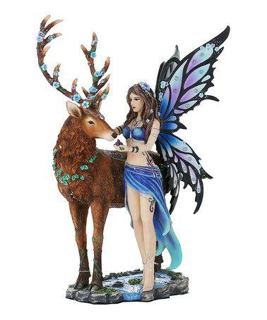 Look what I found on #zulily! Diantha Fairy Figurine #zulilyfinds
