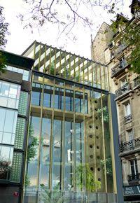 Un hôtel particulier parisien 100% éco-responsable