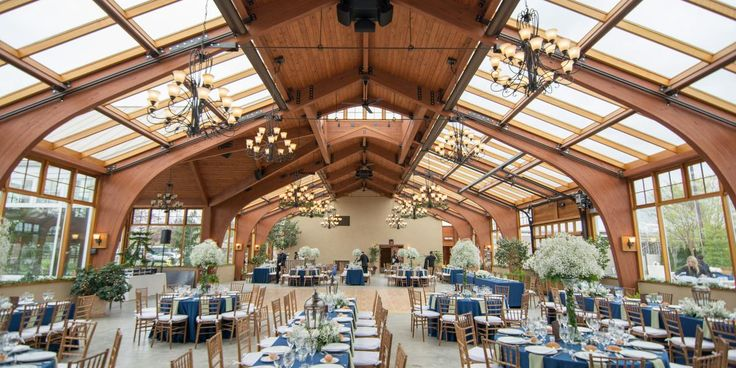 Conservatory at the Sussex County Fairgrounds Weddings - Price out and compare wedding costs for wedding ceremony and reception venues in Augusta, NJ