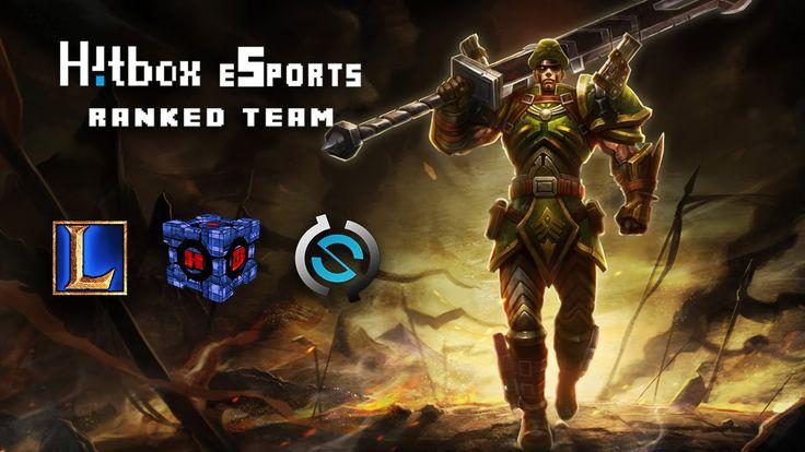 ► Hitbox eSports / Ranked Team / Jarvan Jungler