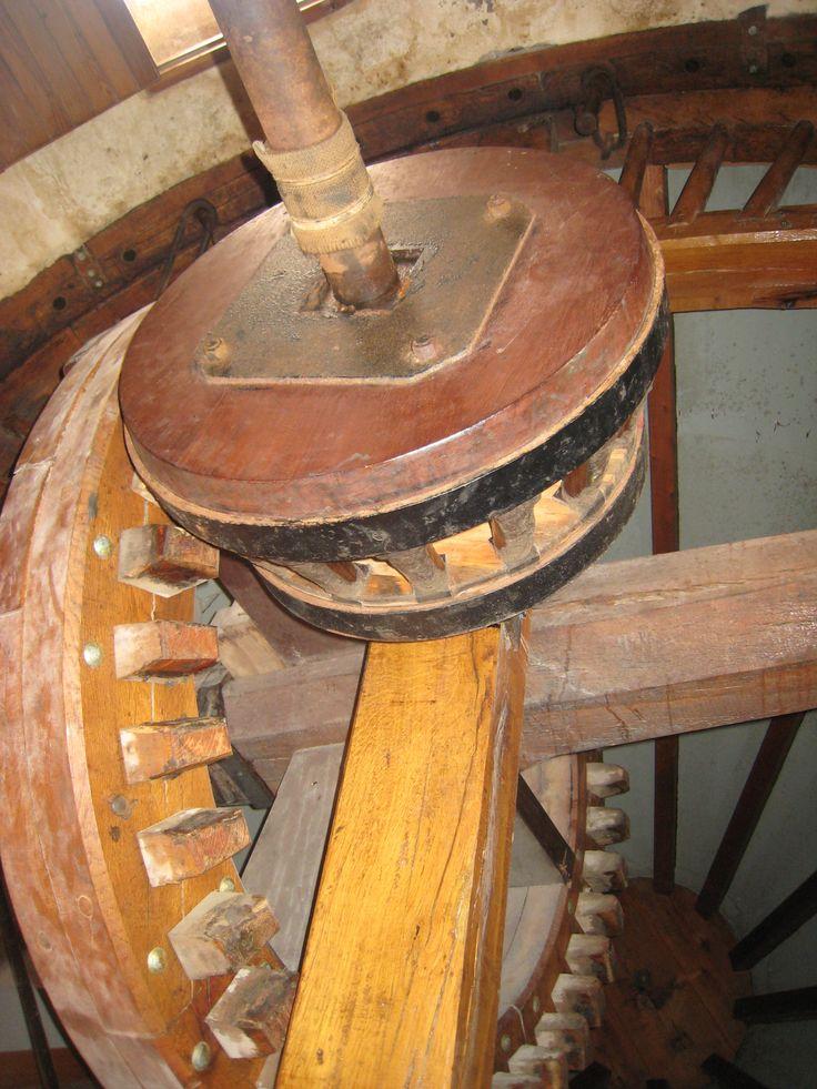 Mecanismo Molino de sal  Vulcano ?, 2010