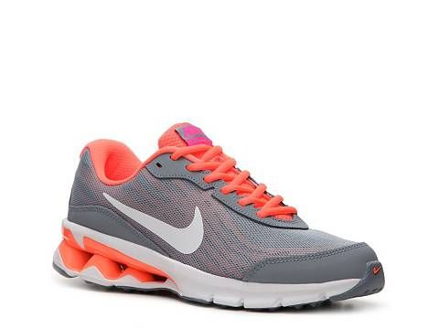 Nike Reax Run 9 Performance Running Shoe - Womens. Workout Gear ...