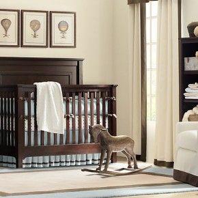 21 Cute and Funny Baby Nursery Room Design Inspirations : Baby Nursery Room Design Ideas – Traditional boys nursery room