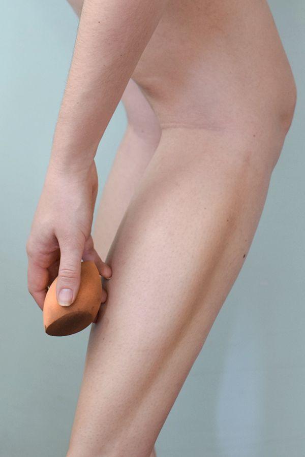 Leg contouring exists!