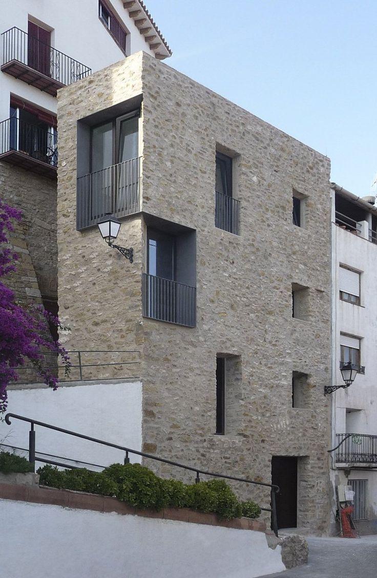 Casa CL, Cervera del Maestre (Castellón), Cervera del Maestre, 2010 - Adi Escura Arquitectos