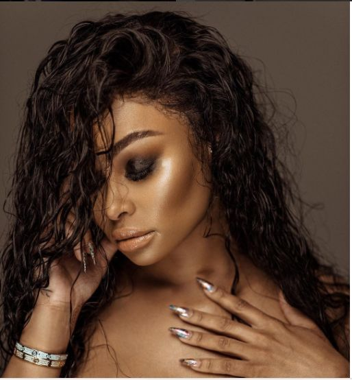 Blac Chyna Stuns In Topless New Photos