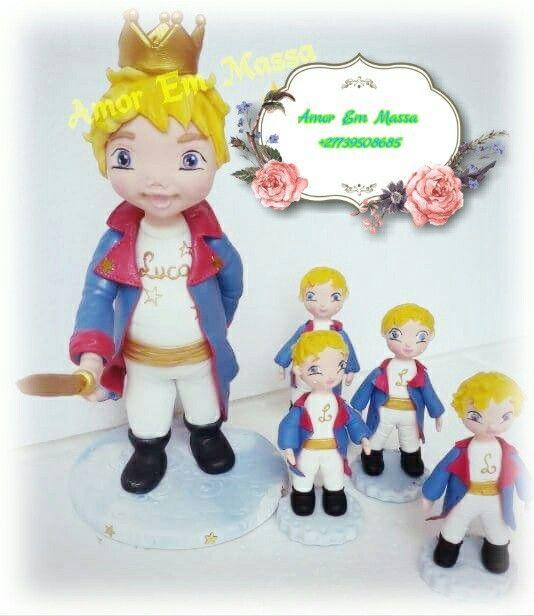 Little prince Luca #Amoremmassa#coldporcelain#handmade#thankfultoGod#
