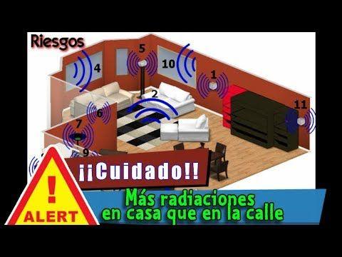 Más radiaciones inalámbricas dentro de casa, que en la calle - YouTube