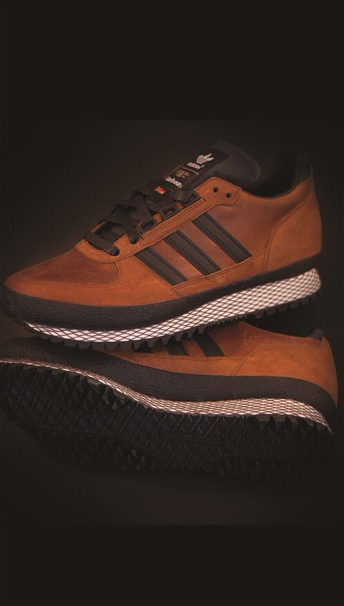 Barbour x adidas Originals TS Runner: Tan