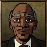 Præsident for en dag. Her er facebook siden om spillet http://www.facebook.com/PraesidentForEnDag. Jeg tror man skal bruge mere tid på spillet. Jeg har kun prøvet ganske kort. Det er kun til 9. klasse, da spillet er på engelsk. Man er præsident for en dag i et afrikansk land.