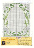 Gallery.ru / Фото #10 - The world of cross stitching 036 сентябрь 2000 - WhiteAngel