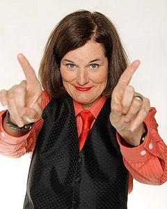 Enjoy Memorial Day Weekend with Paula Poundstone at The Bay Street Theater on May 23rd at 8 PM!