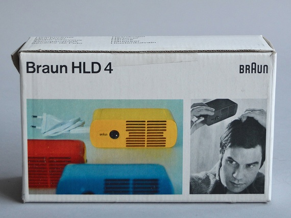 HLD 4, Designed by Dieter Rams, 1970