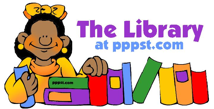 Library Skills - Parts of a Book, Dewey Decimal System, More - Free Presentations in PowerPoint format, Free Interactives for Kids