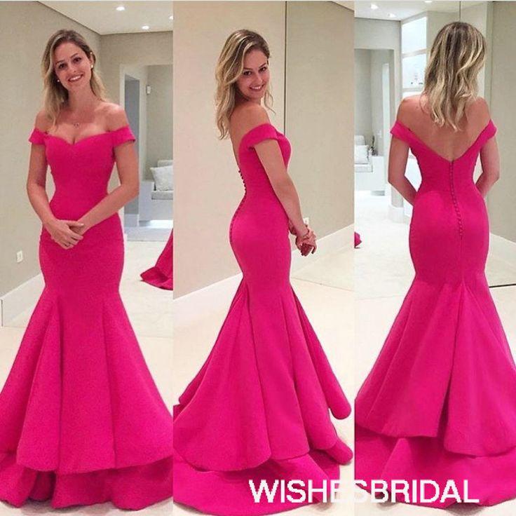 Mejores 289 imágenes de long evening dresses en Pinterest | Vestidos ...