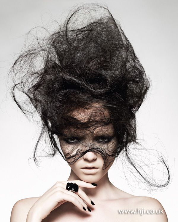 Hooker Young 2012 British Hairdresser of the Year Finalist