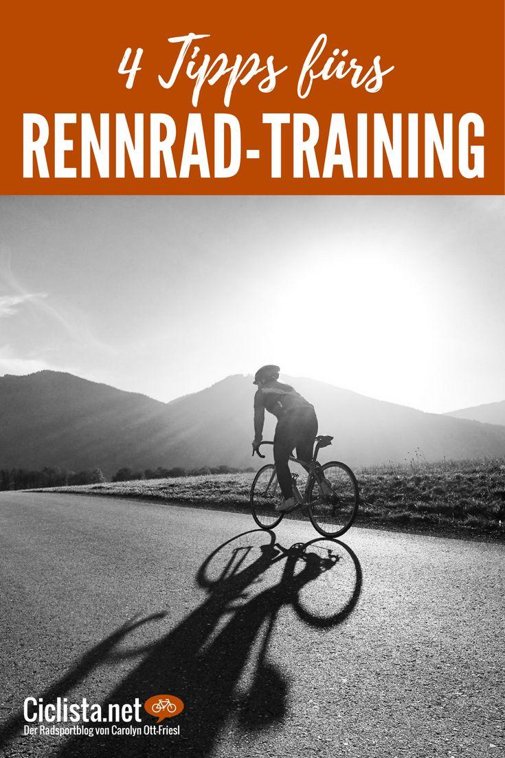 Du hast endlich ein #training und bist voll motiviert, Dich immer weiter zu verbessern! Aber wie macht man das eigentlich, schneller zu werden und längere Distanzen zu schaffen? Es ist sehr schwierig, einen allgemeingültigen Plan für Rennrad-Anfänger zu erstellen, schließlich startet jeder von einem anderen Niveau und mit anderen Zielen. Aber ich möchte Dir mit den folgenden vier Tipps zumindest eine Orientierung dafür geben, wie Du Dein #Training grundlegend gestalten kannst.