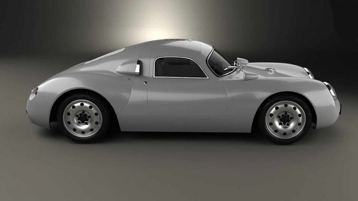 Porsche 550 Gullwing – Extreme Kit Cars