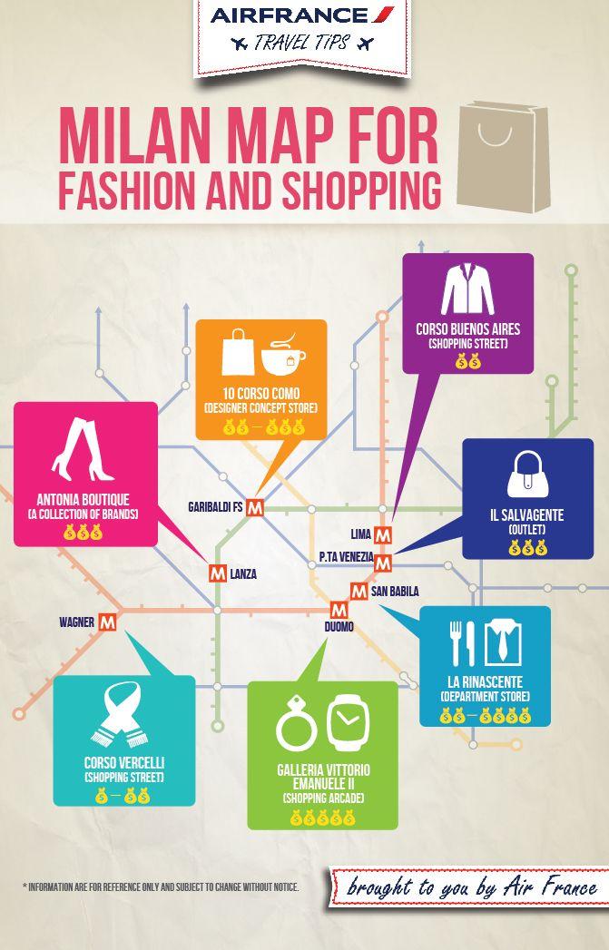 Shopping in #Milan